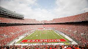 Ohio Stadium Map by Everything Revolves Around The Horseshoe At Ohio State U0027s Ohio