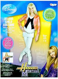 Hannah Montana Halloween Costume Hannah Montana Cathryn Wagner
