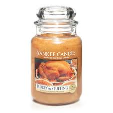 amazon com yankee candle 22oz large housewarmer jar turkey