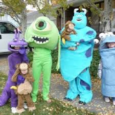 Monster Halloween Costumes 46 Monsters Images Halloween Ideas