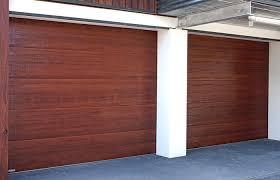 Overhead Door Panels Gliderol Series Premium Timber Look Colours Timber Look