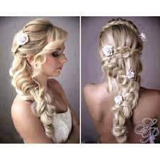 coiffeur mariage roses a piquer dans votre coiffure mariage coiffure bal