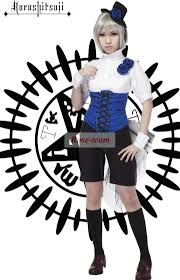lyjenny fancy dress halloween christmas carnival black butler