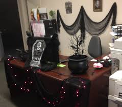 enchanting halloween decorations office party individual offices