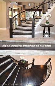 tile stair nose molding risers photos porcelain stairs home decor