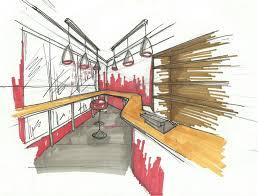interior design sketch interior design sketches google search retail spaces