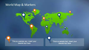 best photos of world map powerpoint background free powerpoint