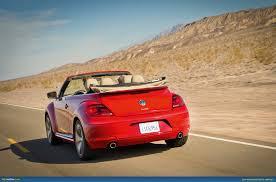 volkswagen beetle red convertible ausmotive com la 2012 volkswagen beetle cabriolet