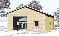 Garage And Shop Plans Click Here Or Call Us Toll Free At 1