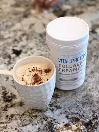 vital proteins collagen mom sunday spa night collagen latte sarah jessica parker u0026 divorce