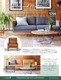 catalogues freedom furniture and homewares flyer interior