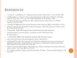 Os Calcaneus C Alcaneal F Ractures By Philip Parr Introduction Calcaneal