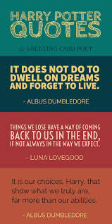 harry potter quotes inspirational and magical
