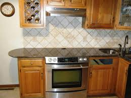 Kitchens With Tile Backsplashes Cool Backsplash Tile Ideas