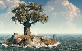 one tree island by deskridge on deviantart