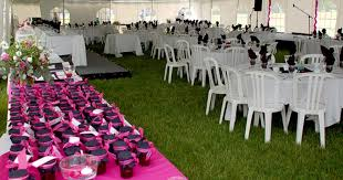 tent decoration work my function