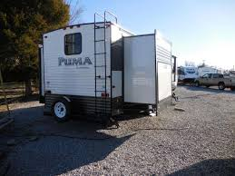 2015 palomino puma 31dbts travel trailer n54508 arrowhead
