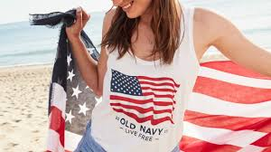 Navy Flag Meanings The Story Behind Old Navy U0027s Flag Tee A Nostalgic U2014 And Accidental