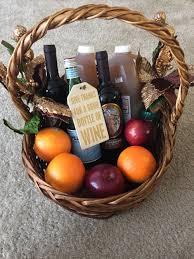 thanksgiving food gift baskets apple cider sangria gift basket apple cider red wine fruit