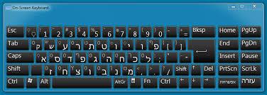 keyboard layout manager free download windows 7 installing the hebrew ku homophonic keyboard in windows 7 egarc