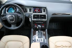 Audi Q7 Limo - road test 2010 audi q7 3 0 v6 tdi clean diesel speeddoctor net