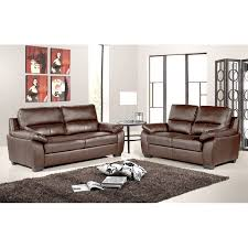 2 Piece Suite Sofa Dark Brown Leather Sofa Most Visited Ideas Featured In