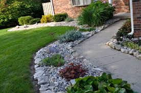 Decorative Landscaping 5 Crushed River Rock Indianapolis Decorative Rock