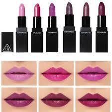 shades of color purple 3ce 3 concept eyes stylenanda lip color purple burgundy lipstick ca