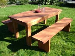 Bench And Table Set Patio Furniture 48 Wonderful Patio Table With Bench Seating