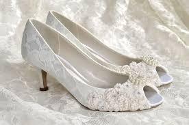 small heel wedding shoes wedding ideas lace kitten heel wedding shoes kitten heel wedding