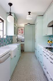 cabinet lighting galley kitchen 50 gorgeous galley kitchens and tips you can use from them