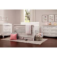 Davinci Emily 4 In 1 Convertible Crib White Davinci Kalani 4 In 1 Convertible Crib Black Walmart