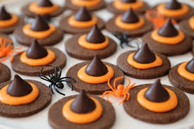 sugar cookie fingers halloween halloween chocolate wicked witch hat cookies halloween recipes