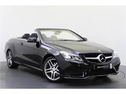 14reg 2014 mercedes benz e class e 220 cdi cabriolet amg sport for
