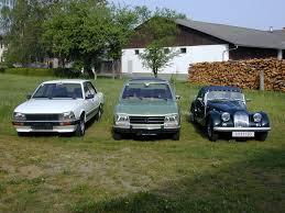 peugeot 505 coupe 1976 peugeot 504 gl 2 0 1988 peugeot 505 gti 2 2 1994 morgan 4