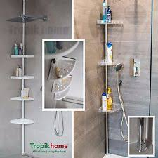 Bathroom Storage Chrome Chrome Bathroom Storage Ebay