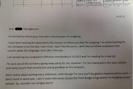 angry burger king resignation letter business insider