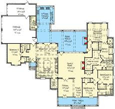Multigenerational House Plans With Two Kitchens Plan 14178kb Acadian House Plan With Outdoor Kitchen Acadian