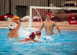 chs polo high school water polo defeats monterey in season opener