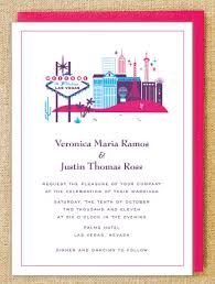 vegas wedding invitations visit las vegas wedding invitations invitation crush