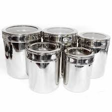 best reasons to buy matbah stainless canister sets