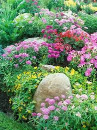 6 steps to a no work cottage garden labour gardens and big
