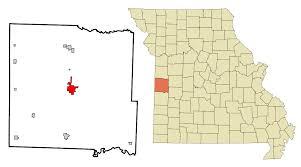 Joplin Mo Map Butler Missouri Wikipedia