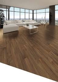American Walnut Laminate Flooring Engineered Flooring Oak Brushed Bevelled Matt Lacquered