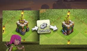 Clash Of Clans Maps Cheer Up It U0027s An Archer Tower Gear Up Clash Of Clans
