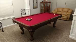 8ft brunswick pool table 8ft brunswick pool table furniture in simpsonville sc offerup