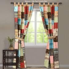 new bohemian patchwork bedspread set