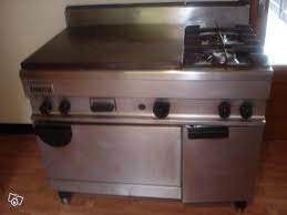 materiel de cuisine professionnel occasion piano de cuisine zanussi occasion