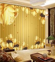 3d Home Decor Aliexpress Com Buy Fashion 3d Home Decor Beautiful Yellow Flower