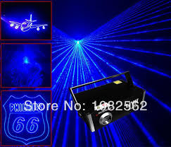 christmas laser light show 450nm animation 1w single one color blue ilda indoor dj disco